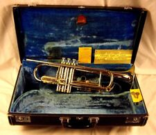 "1962 C.G. CONN ELKHART 38B ""CONNSTELLATION"" Bb TRUMPET VINTAGE WOW"