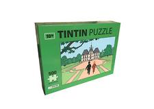 Tintin et le Capitaine Haddock Le Château de Moulinsart Puzzle Moulinsart 81547