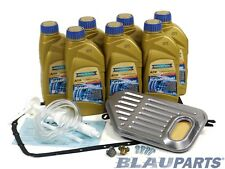 BMW 325i ATF Transmission Fluid Filter Change Kit - E46 - 2001-06 - 5 Spd ZF