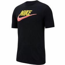 Nike Sportswear Camiseta Marca Mark de Hombre Camisa Manga Corta Baumwollshirt