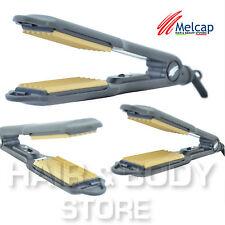 Piastra Frisè professionale ceramica e tormalina MELCAP per frise frisee capelli