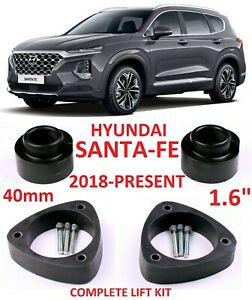 "Lift Kit for Hyundai Santa Fe 4 TM 18-21 1,6"" 40mm Leveling strut coil spacers"