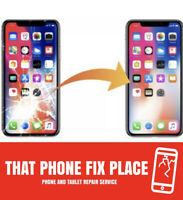 Apple iPhone X Cracked Glass Broken OLED Screen Repair Replacement Service