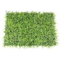 25X25cm Artificial turf Lawn  Milan grass Yard Store Outdoor decor HK-0267