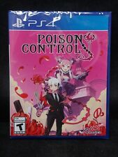 Poison Control (Playstation 4/Ps4) Brand New