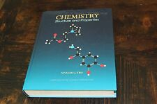 Chemistry Structure and Properties for UCI, Nivaldo Tro -Hardcover 9781269917544