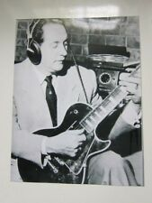 Les Paul 8x10 photo