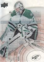 2014-15 Upper Deck Ice Hockey #62 Kari Lehtonen SP Dallas Stars