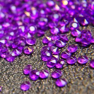2000Pcs Diamond Confetti Wedding Floral Vase Table Scatter Favor Party Decor Gem