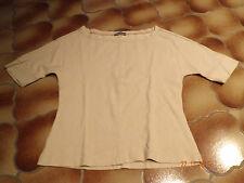 T-Shirt Shirt Top  Polo-Shirt Orwell beige wie Neu S
