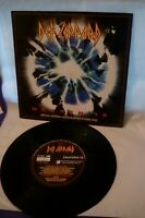 """Def Leppard – Heaven Is Vinyl 7"""" Single UK Laser etched 1993 Special ed.P/S"""