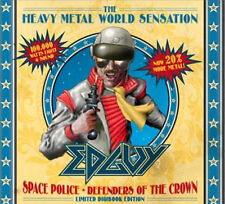 Space Police - Defenders of The Crown 0727361328207 by Edguy CD