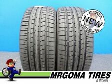 2 BRAND NEW 225/45/17 GOODYEAR EAGLE NCT5 RFT TIRES 91W FREE MOUNTING 2254517