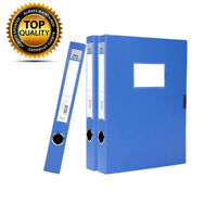 A4 File Storage Box Document Cases Paper Organizers Holder Folder Container
