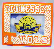 """Tennessee Vols Collegiate Licensed Wooden Photo Picture Frame 4"""" X 6"""""""