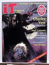 1994  IT Comics & Magazine #1- Charles Vess Neil Gaiman (K1911-JGEN)