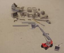 P&D Marsh N Scale N Gauge M21 Telescopic forklift (+ shovel attachment) kit