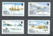 Brits Antarctica 124-127 Graham land.1984 luxe postfris