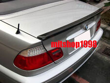 BMW E46 3SERIES CONVERTIBLE REAL CARBON TRUNK SPOILER