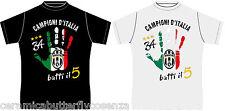 T-shirt SFILATA JUVENTUS 2016 MAGLIA CELEBRATIVA SCUDETTO 34 CAMPIONATO SERIE A