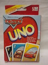 Cars Uno Card Game Q1