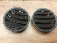 VAUXHALL MERIVA 03–10 1.4 PAIR OF DASH AIR VENTS 13116037