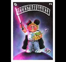 Garbage Pail Kids Parody Star Wars Geekstravaganza P9 card Chenduz domi NATE