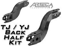 ARTEC Back Half Frame Kit 87-06 Jeep Wrangler TJ LJ YJ Raw FK0002