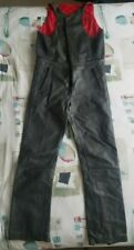 BMW womens motorcycle leather pants black small