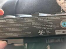Genuine Toshiba PA5024U-1BRS Rechargeable Li-ion battery for Satellite C850-1KN