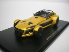 Donkervoort D8 GTO-40 2018 Yellow Metallic 1/43 spark S7605 New