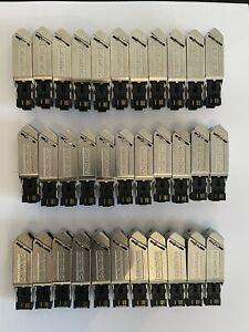 SIEMENS 6GK1901-1BB30-0AA0  Profinet RJ45 Plug 33 Pieces.