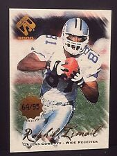 ROCKET ISMAIL 2000 Private Stock PREMIERE DATE Card #25 Serial #d /95 COWBOYS