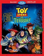 TOY STORY OF TERROR (Disney)  -  Blu Ray - Sealed Region free
