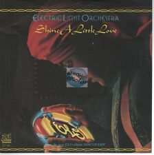 ELO Electric Light Orchestra Shine A Little Love 45t 7""