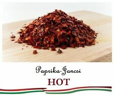 100 g / 3.63 oz   Hungarian premium paprika flakes  ** H O T **