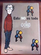 Esto No es Todo,Quino,Tomo Integral,Ed.Lumen