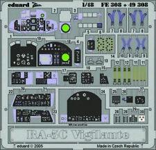 Eduard Accessories Fe308 - 1:48 Ra-5C Vigilante Fe308 - Ätzsatz - Neu