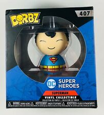 """NEW"" Funko DC Super Heroes Dorbz Superman Vinyl Figure Toys Collectibles"