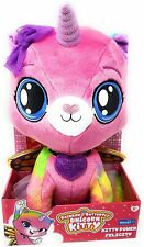 RBUK Exclusive Rainbow Butterfly Unicorn Kitty Power Felicity 13 Inch Plush