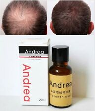 A Mitad De Precio Original Andrea el crecimiento del cabello esencia ~ 100% natural para el cabello más grueso