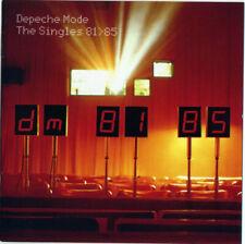 DEPECHE MODE SINGLES 1981-85 CD