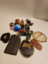 Crafter's Lot of Polished Rocks and Stones Crafts DIY Jewelry #25 Maker
