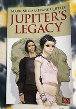 Mark Millar JUPITER'S LEGACY Book 1 - Image Comics / Graphic Novel (TPB) - New