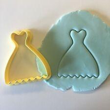 Abito Vestito Dress Segnaposto Formina Formine Biscotti 8cm Cookie Cutter