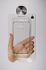 Samsung Galaxy S7 Clear Case Transparent Back Silicone Flexible Gel 5.1 inch