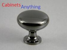 (10) Amerock Black Nickel Knobs BP1910-BN