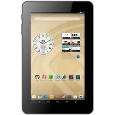 Tablets e eBooks negro con resolución de 1024 x 600 con 8 GB de almacenaje