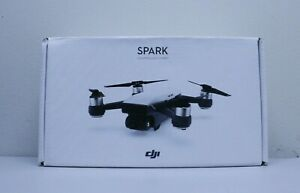 DJI Spark Fly Combo 720p HD Video Recording 1080p Camera Drone - Whites