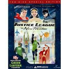 Justice League: The New Frontier W/FIGURE (DVD 2-Disc Set)